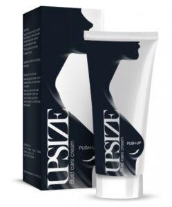 UpSize: avis, prix et effets d'utilisation de la crème pour grossir les seins et les rendre plus ferme
