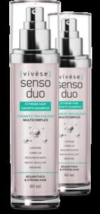 Vivense senso duo shampoo