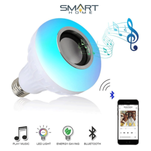 Comment fonctionne le Smart-Home LED Music Bulb avis?