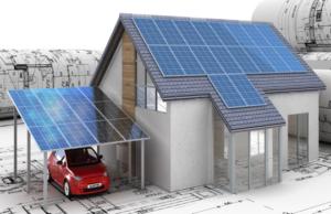 Types, l'action et l'utilisation de panneaux solaires