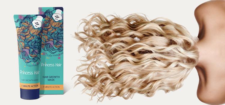 Le masque pour les cheveux avec les huiles volatiles du jasmin