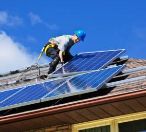 L'origine et la méthode de production de panneaux photovoltaïques