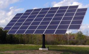 Panneau solaire thermique - un nombre illimité de chaleur