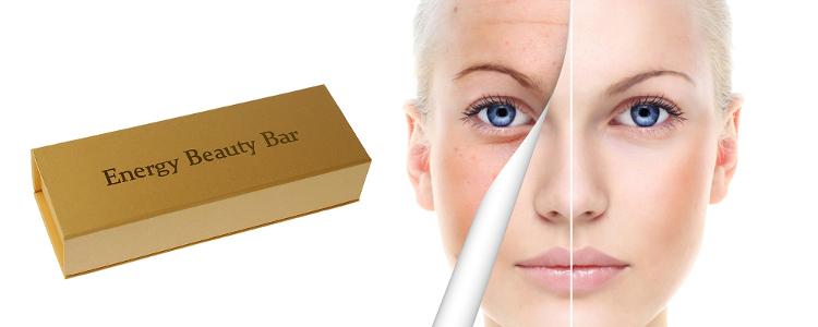 Energy Beauty Bar: les résultats et les effets secondaires