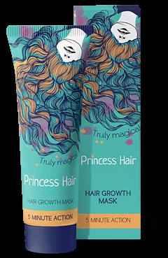 En bonne santé et forts cheveux à l'aide de Princess Hair avis