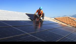 Le type et la taille des panneaux solaires