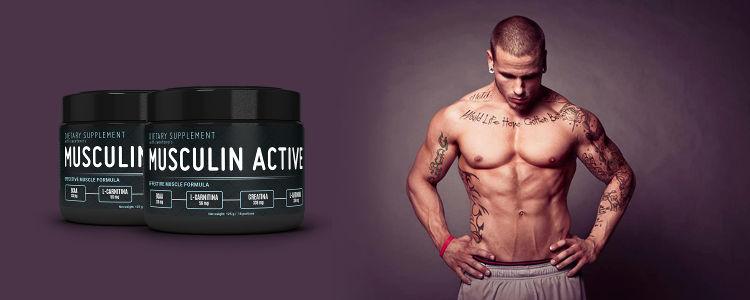 Muscle actif Où acheter - L'action et les effets secondaires d'un complément alimentaire