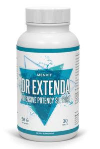 Qu'est-ce que le complément alimentaire le Dr Extenda effets?