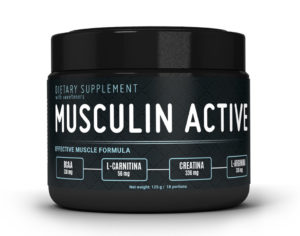 Comment fonctionne le prix de Musculin Active? dosage