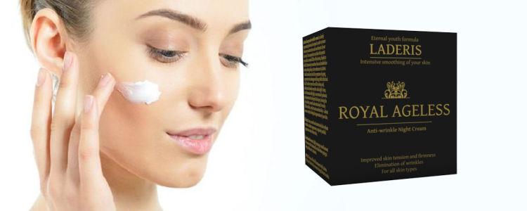 Les composants naturels de la crème anti-rides de Royal Ageless où acheter