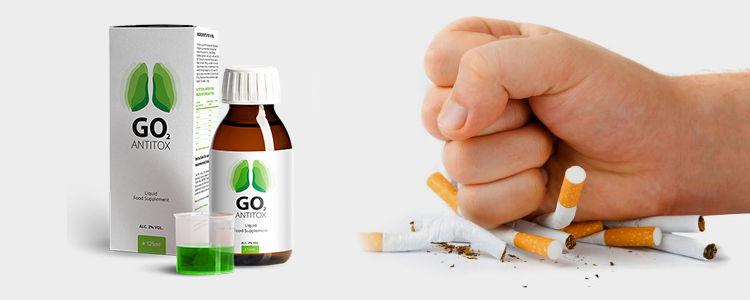 Bonne performance Go2 Antitox avis et pas d'effets secondaires