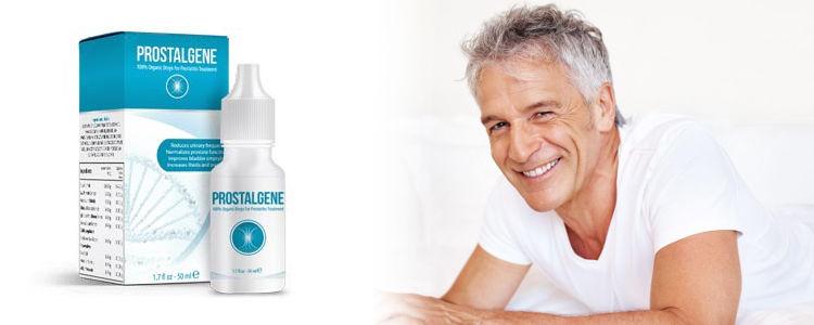Débarrassez-vous de la prostate grâce à Prostalgene