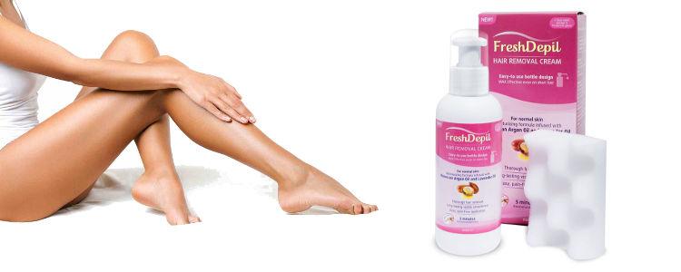 Où acheter FreshDepil amazon? Combien coûte la crème?