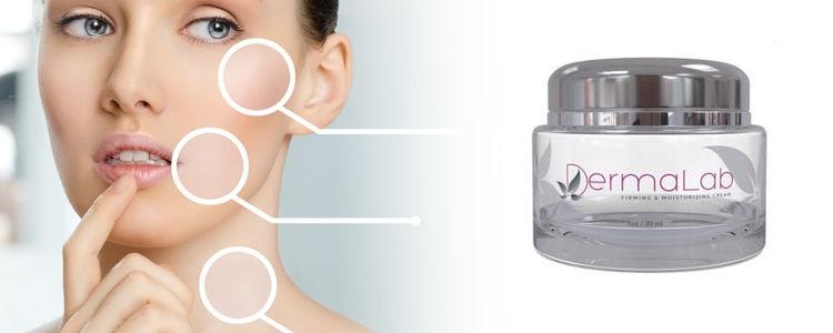 DermaLab: les composants naturels de la crème rajeunissante