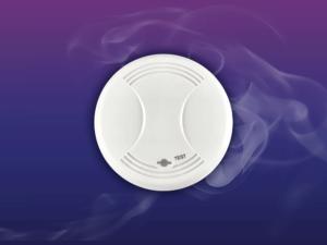 Smoke Detector - moderne détecteur de fumée