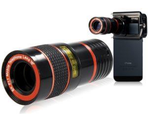 Quel téléphone peut travailler avec QX9 HD Zoom test?