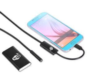 USB Snake Camera test – fonctions et caractéristiques techniques de l'appareil