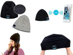 Nomad Wear forum - casquette avec bluetooth. Moderne gadget