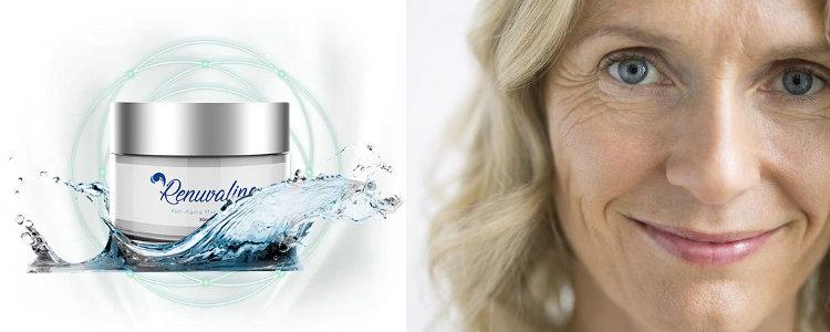 Renuvaline Skin Cream composition - des ingrédients naturels et garantie