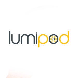 Lumipod - la meilleure lampe qui répond à la motion