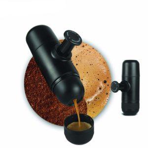 Comme un goût de café vous fouetter dans l'appareil Portable Espresso Maker avis?