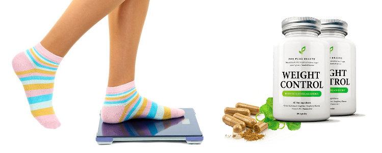 Weight Control - le meilleur complément alimentaire naturel
