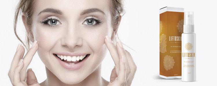 Liftoskin - naturels composants de la crème anti-vieillissement