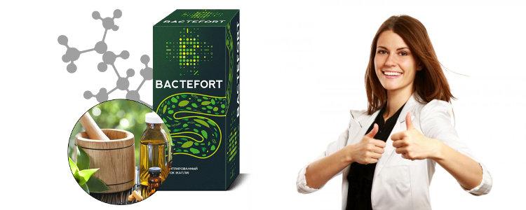 Les effets positifs de l'application de Bactefort, l'absence d'effets secondaires