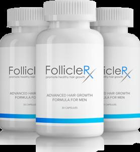 FollicleRX - arrête la chute des cheveux