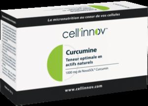 Formule Curcumine - complément alimentaire anti-douleur