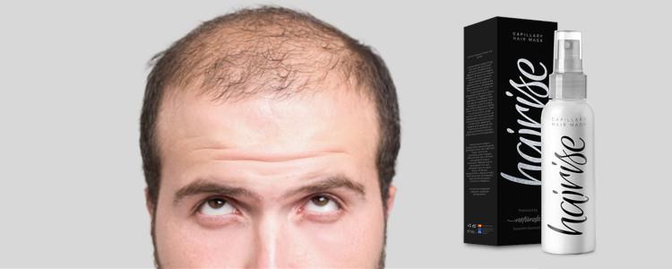 Hairise Spray - effets rapides et durables