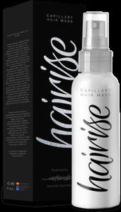 Qu'est-ce que c'est et comment fonctionne le spray Hairise pour la croissance des cheveux?