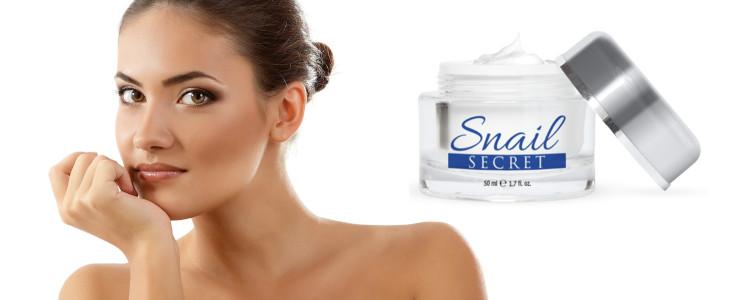 Snail Secret: des composants naturels pour une peau jeune et belle