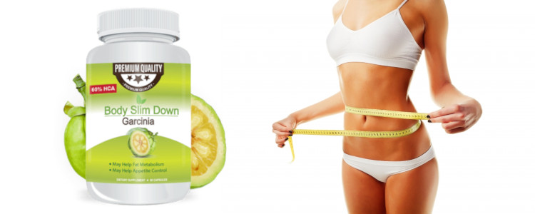 Body Slim Garcinia - des ingrédients naturels qui garantissent la satisfaction