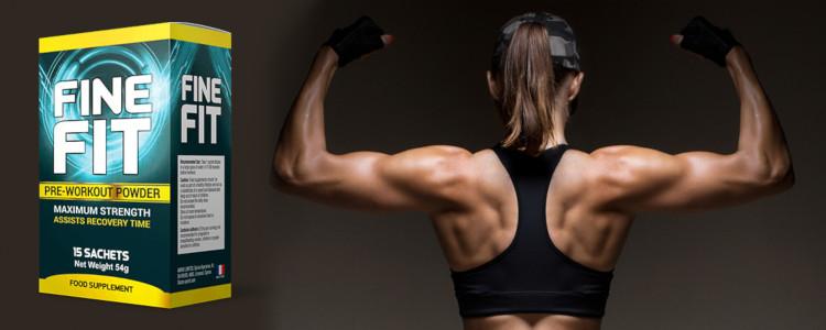 Fine Fit en pharmacie - effets et effets secondaires du supplément musculaire