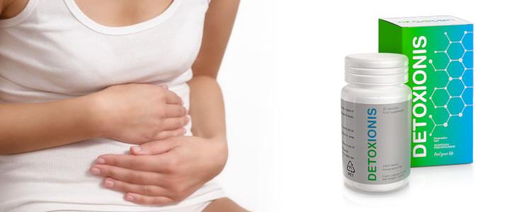 Detoxionis - ingrédients naturels et sûrs