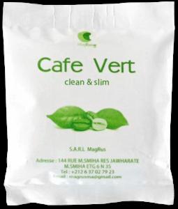 Cafe Vert - perte de poids efficace sans régime alimentaire