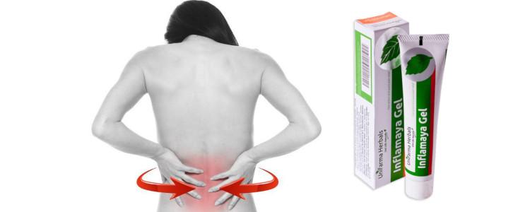 Inflamaya Gel - gel naturel pour les douleurs articulaires