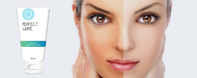 Perfect White serum - effets et effets secondaires de la crème