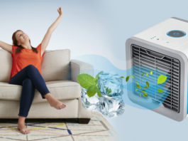 CoolAir - climatisation portable. Prix, avis, où acheter ?