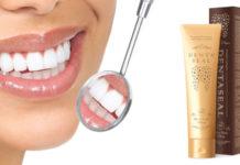 Denta Seal - dentifrice blanchissant. Prix, critiques, où acheter ?