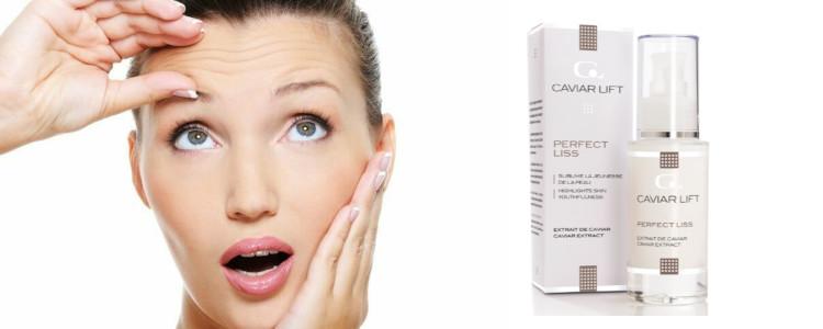 Caviar Lift - des ingrédients naturels et efficaces