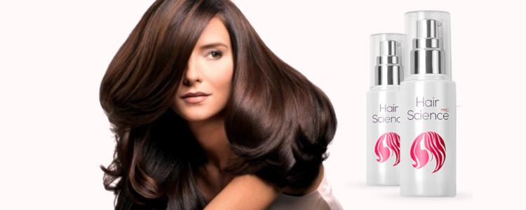 Combien coûte un spray pour les cheveux Hair Science? Où commander?