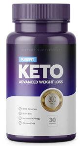 Purefit KETO - comment utiliser un complément alimentaire pour la perte de poids ?