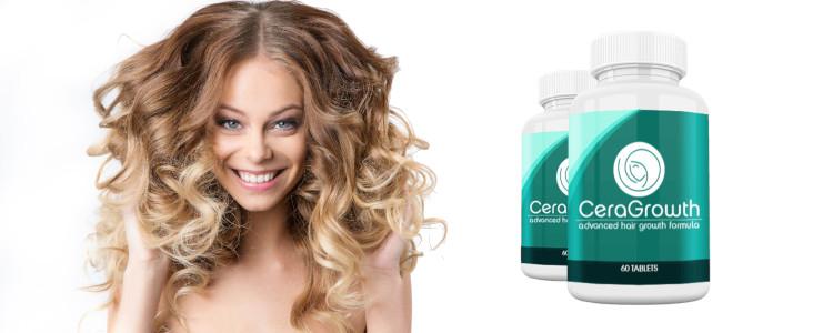 CeraGrowth - des cheveux forts et sains en quelques jours