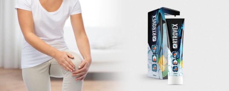 Artrovex - ingrédients sûrs et efficaces de la crème