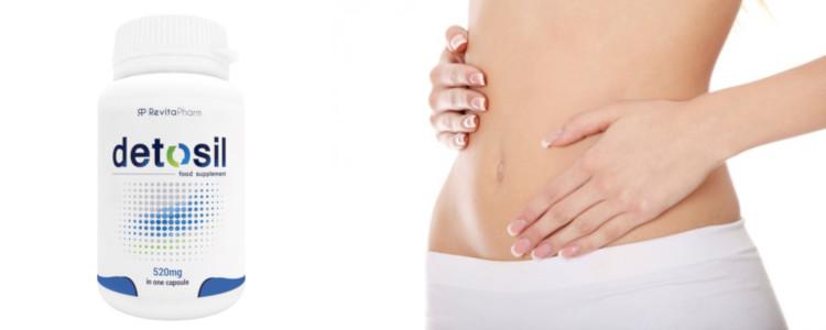 Detosil Slimming - effets garantis, sans effets secondaires