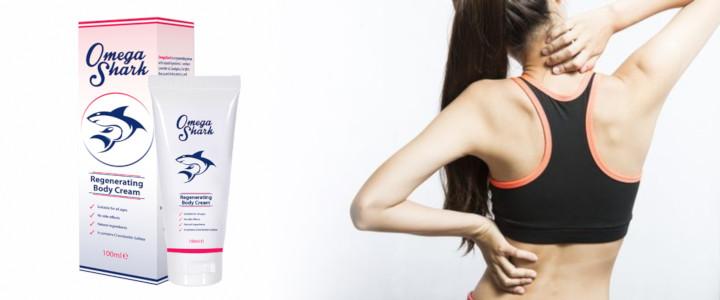 OmegaShark - aucun effet secondaire, ingrédients naturels