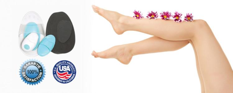 VelVepil - une peau lisse sans irritation