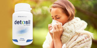 Detosil Slimming - nettoyer le corps et brûler des calories